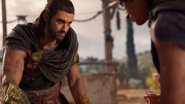 Assassin S Creed Odyssey Dlc Story Arc 1 Legacy Of The First Blade Launches December 4 Gematsu