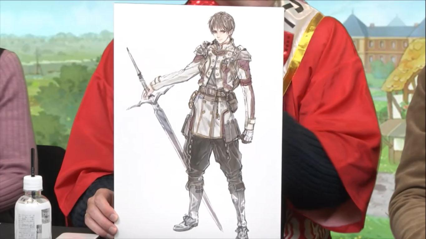 Atelier Lulua adds Sterk, two new characters [Update] - Leet