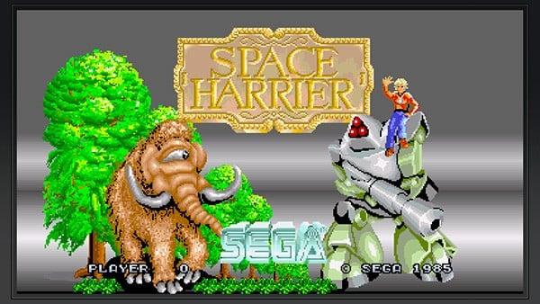 Sega Ages: Space Harrier