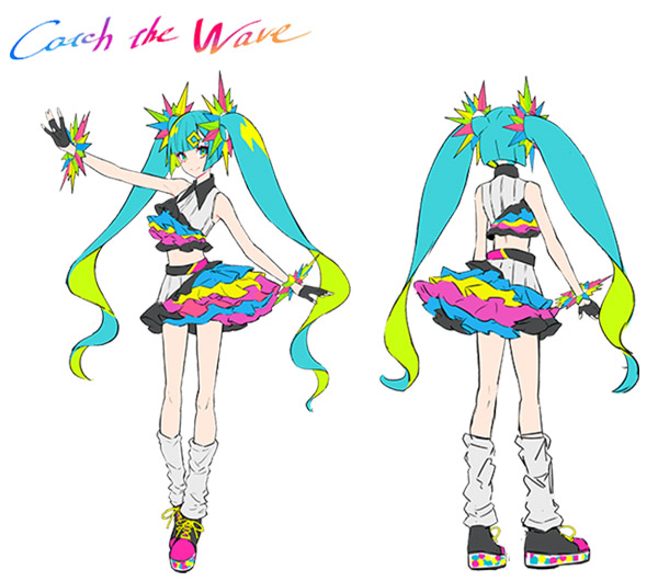 Hatsune Miku Project Diva Mega Mix Launches February 13 2020 In Japan 2020 In The West Gematsu