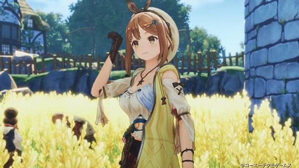 Hot! Atelier Ryza 2: Lost Legends & the Secret Fairy Game Also Gets PS5 Release - gamologi.com