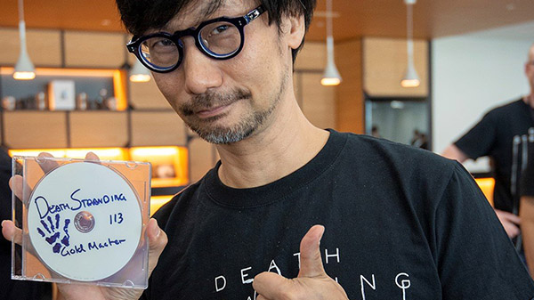 Death Stranding / Hideo Kojima