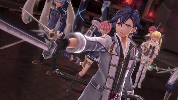 The Legend of Heroes: Trails of Cold Steel III western launch trailer - Gematsu