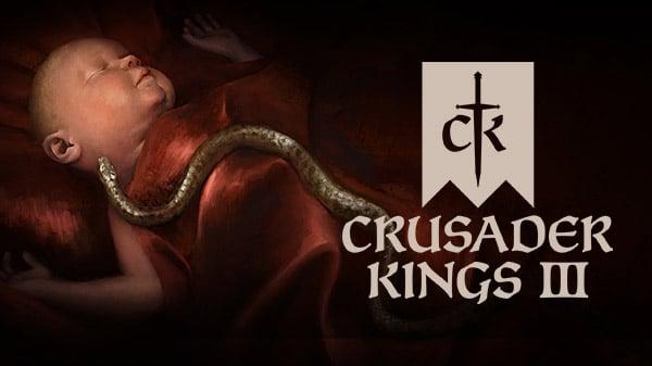 Crusader Kings III announced for PC - Gematsu