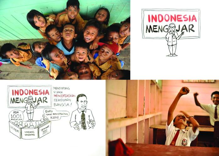 INDONESIA, AKU INGIN MENGAJAR (1/3)