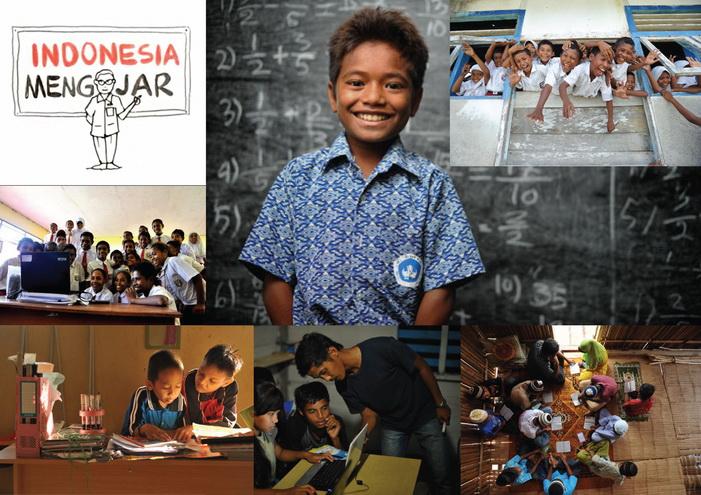INDONESIA, AKU INGIN MENGAJAR (2/3)