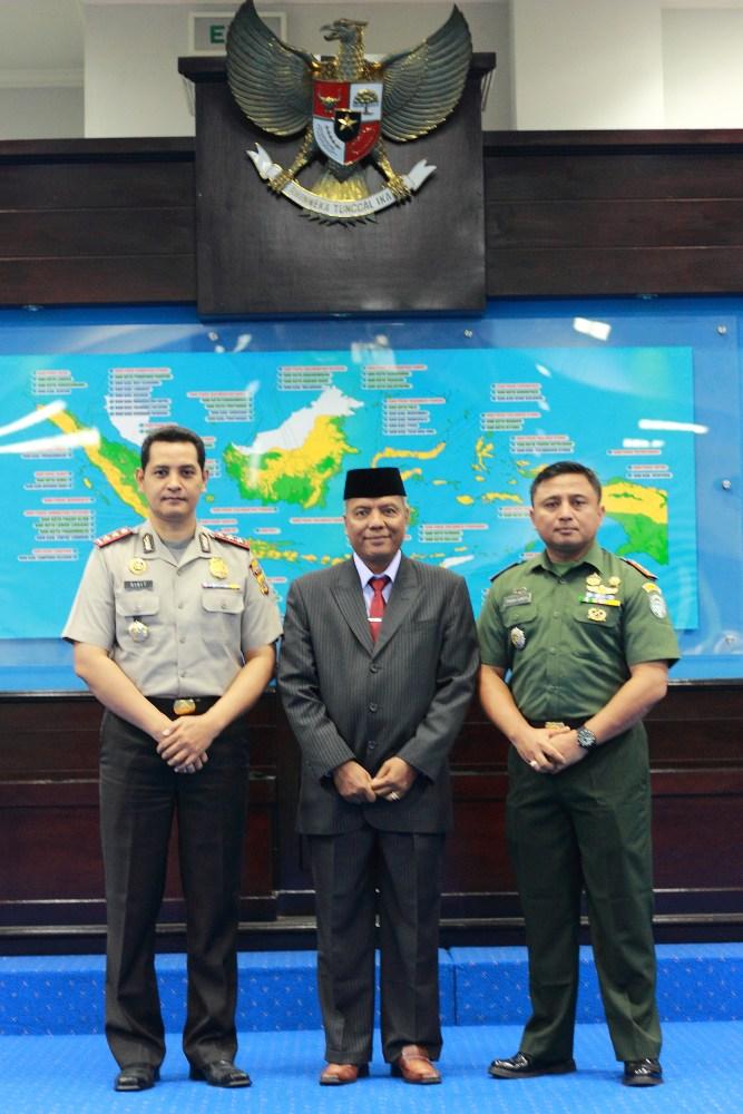 Pelantikan Kepala BNN RI Kab Aceh Selatan  (2/3)