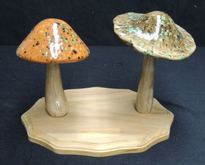 mushroom2Gem Ceramic Mold Lancaster Denver  - Molds