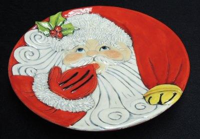 santaplateGem-Ceramic-Mold-Lancaster-Denver-