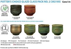 765lg - Class Pack: (PC) Potter's Choice No.2