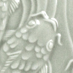 LG 14 2x2 Fish Tile - LG-14 Gray