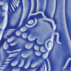 LG 20 2x2 Fish Tile - LG-20 Blue