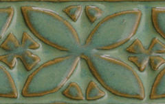 PC 25 15 Textured Tile - PC-25 Textured Turquoise