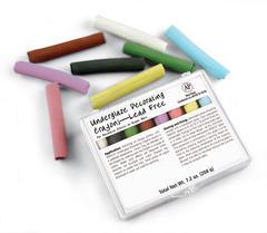 Underglaze Chalk Crayons