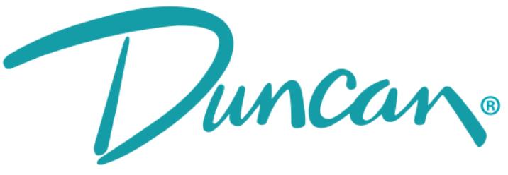 Duncan Ceramics Logo - Glaze