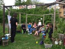 Lorengarten: Vortrag zum Thema Boden