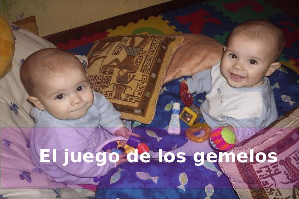 El juego  de los gemelos