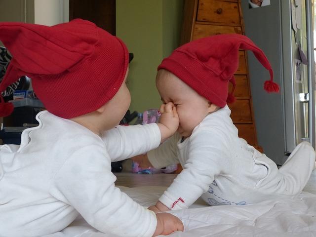 Gemelofobia porque los gemelos dan muchos problemas.