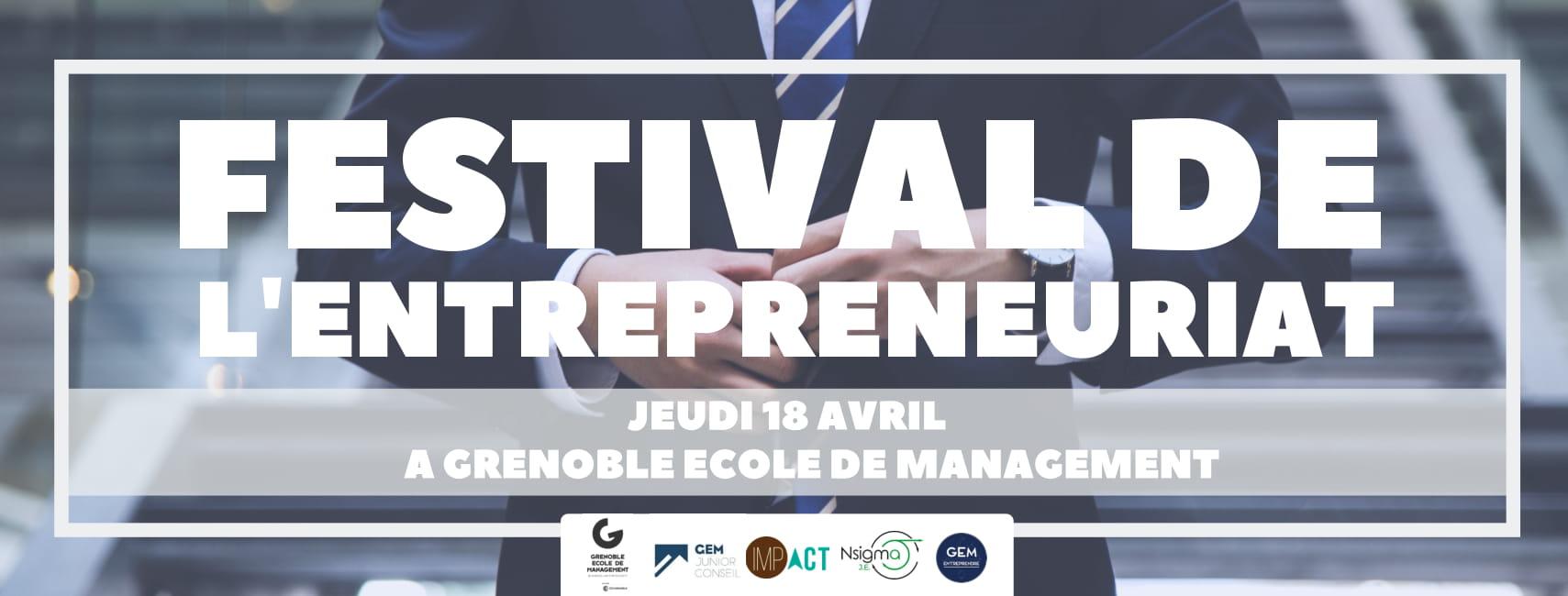 Festival de l'entrepreneuriat Édition 2019