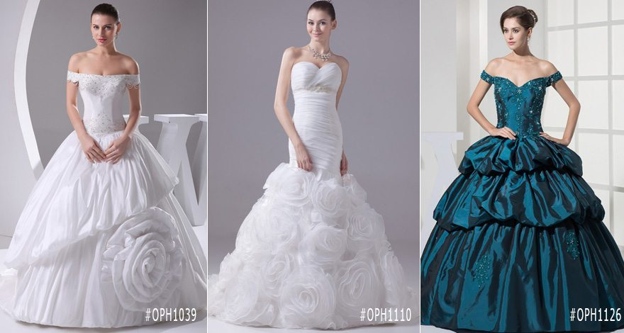 Cheap Wedding Dresses Shopping Guide By Price $100 To $500