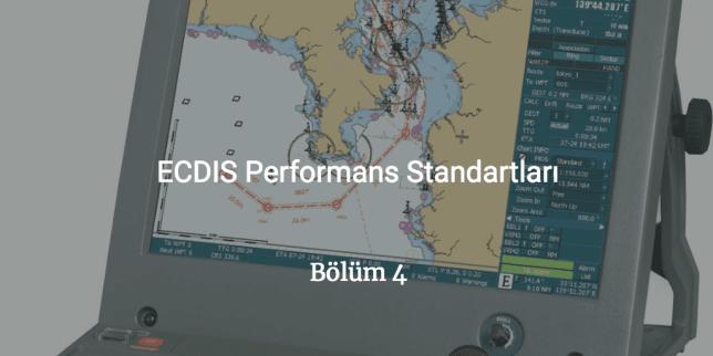 ECDIS Performans Standartları