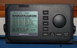 AIS Performas Standartları SIMRAD AIS, Performance Standards