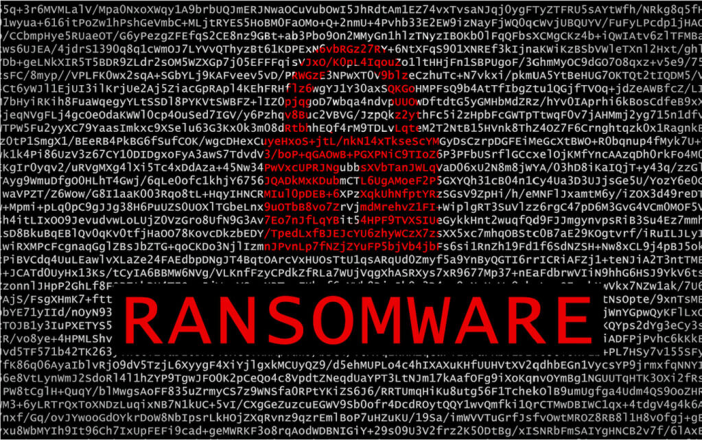 Ransomware costs in business