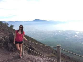 Mount Vesuvius (Volcano), Italy