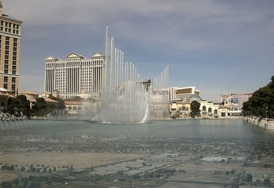 Bellagio Under Watershow
