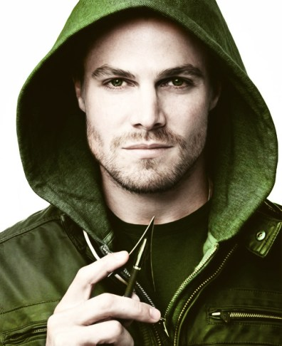 Arrow's Oliver Queen