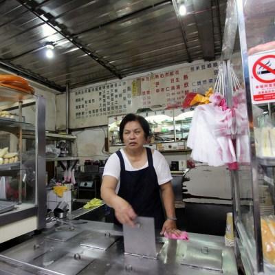sandwich shop seller