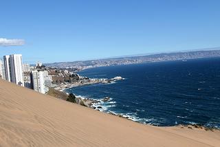 Concon sand dunes