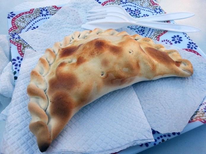 empanada from Mauricios