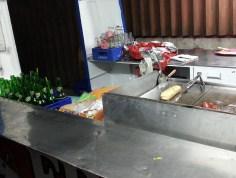 hotdog stand in Vigan