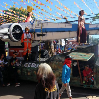 Sinulog Festival - January 2016