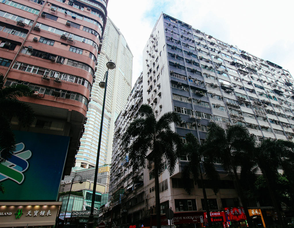 weekend trip to Hong Kong, October 2016