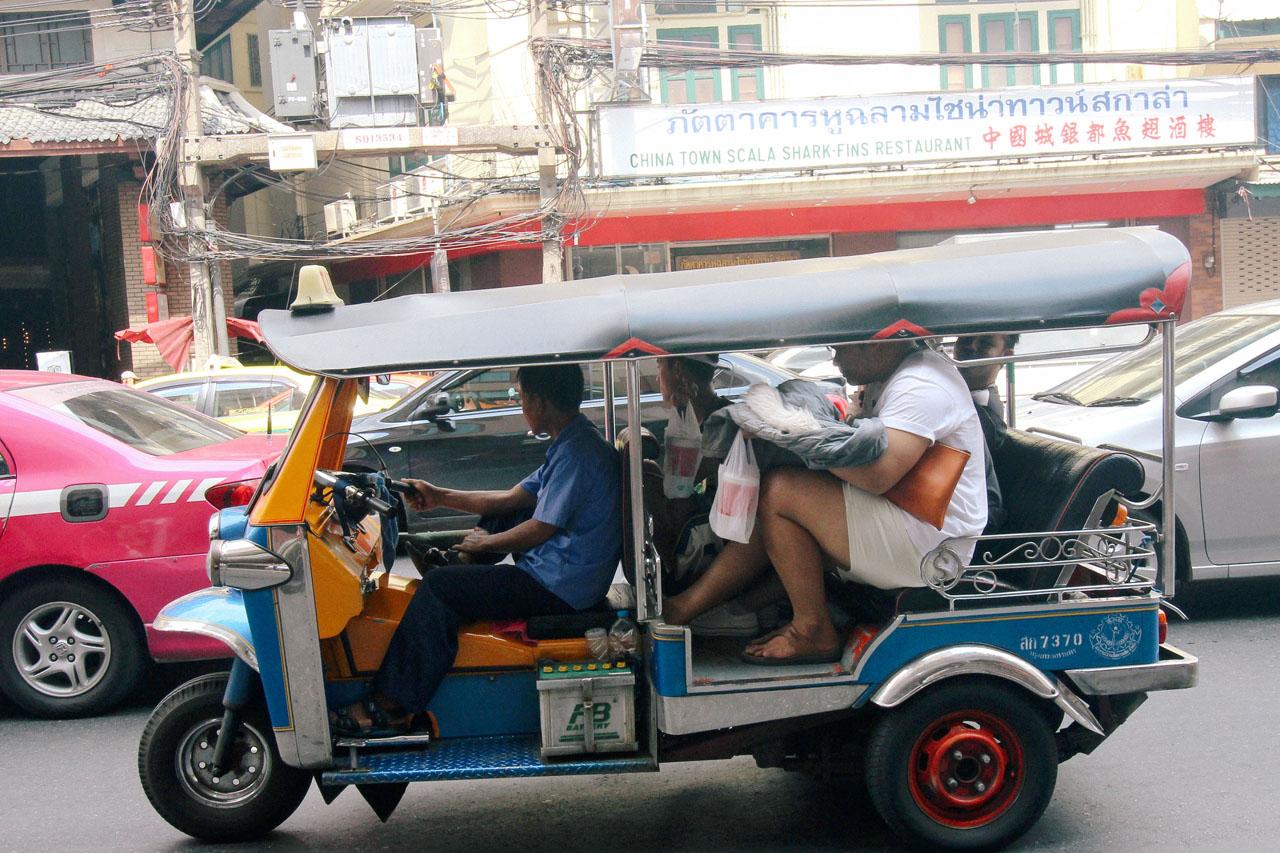 5-Day2- Bangkok Chinatown tuktuk 2-2