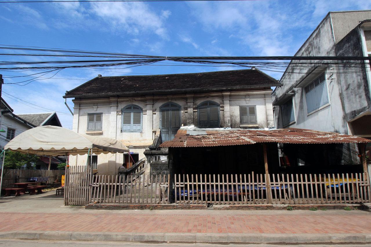 Luang Prabang architecture