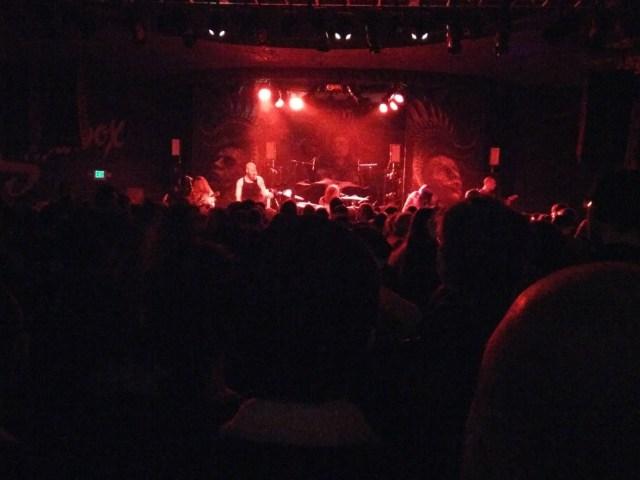 Code Orange live show