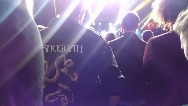 Meshuggah concert