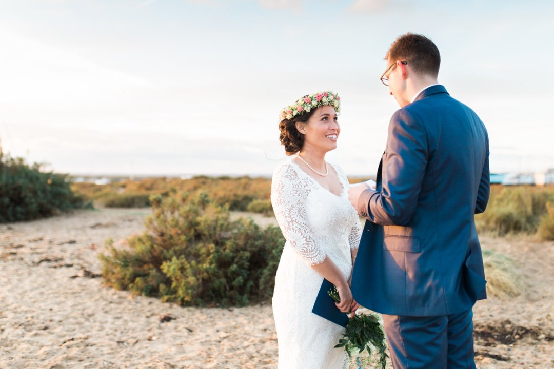 Mersea Island wedding photographer