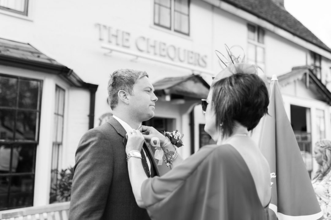 The Chequers pub in Great Tey