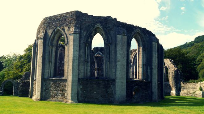 An old abbey 3