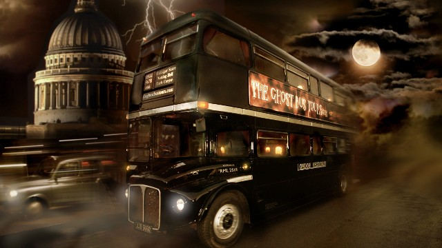 ghost bus
