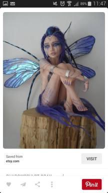 Fair Inspiration - wings