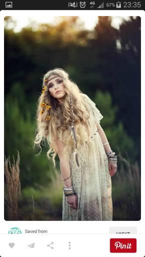 Bohemian Fairy Inspiration