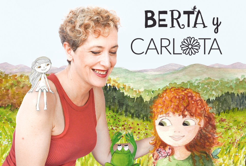 Cuentacuentos Berta y Carlota en Villamantilla