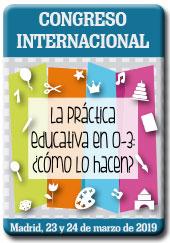 Conferencia en el Congreso internacional de Educadores Infantiles