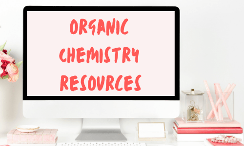 organic chemistry resources a-level chemistry