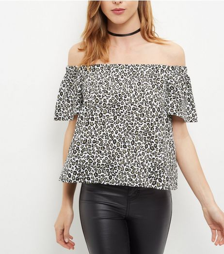 white-leopard-print-bardot-neck-top
